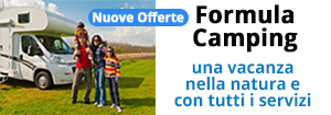 Formula camping Villaggio Alimini Smile