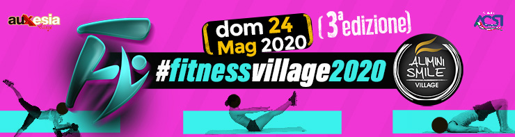 Fitness Village 2020 - Alimini Smile Village Otranto