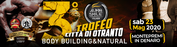 Terzo Trofeo CIttà di Otranto - Alimini Smile Village