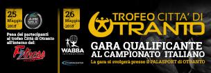 Trofeo Citta di Otranto 2018