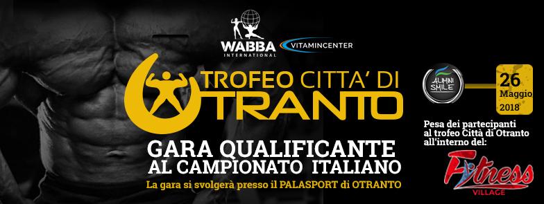 Trofeo Citta di Otranto Otranto 25 maggio
